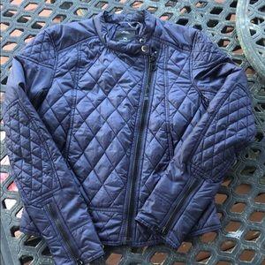 Gap women's XS quilted Moto jacket